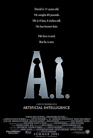 A.I. Artificial Intelligence [DVD9]