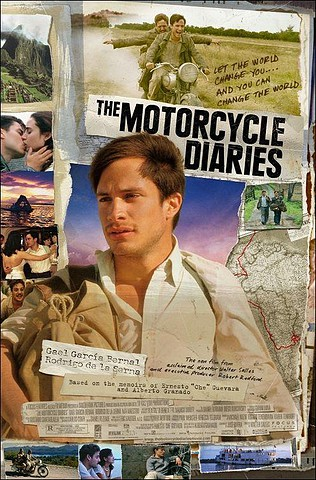 The Motorcycle Diaries [DVD5][Latino]