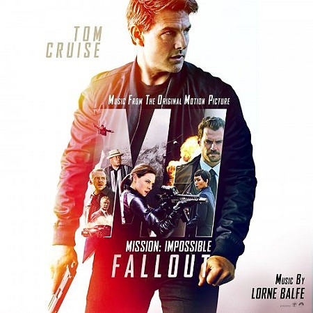 BSO Mission Impossible: Fallout (Lorne Balfe) (2018) mp3 - 320kbps