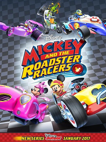 Mickey and the Roadster Racers [Latino][DVD 5]