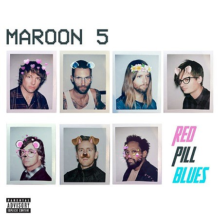 Maroon 5 - Red Pill Blues (Deluxe) (2017) mp3 - 263kbps