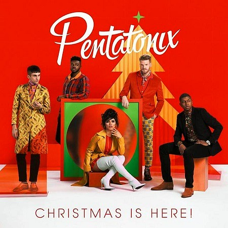 Pentatonix – Christmas Is Here! (2018) mp3 - 320kbps