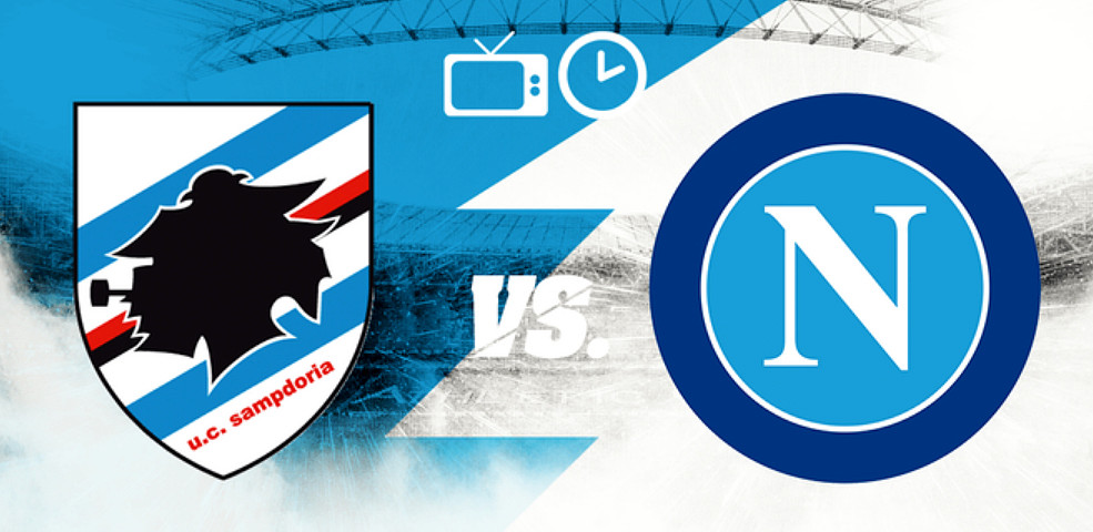 rojadirecta sampdoria napoli streaming gratis diretta tv.