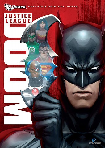 Justice League: Doom [Latino][DVD 5]