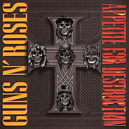 descargar Guns N' Roses – Appetite For Destruction (Super Deluxe Edition) (2018) mp3 - 320kbps gratis