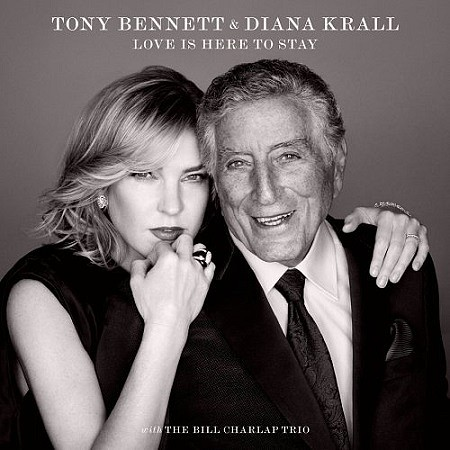 Tony Bennett & Diana Krall - Love Is Here to Stay (2018) mp3 - 320kbps