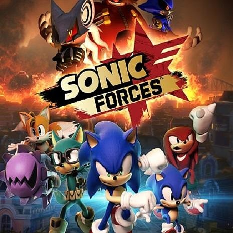 Sonic Forces [Multi] [Español] [cpy] [ZS+]