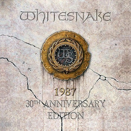 Whitesnake – 1987 (30th Anniversary Remaster) (2017) mp3 - 320kbps