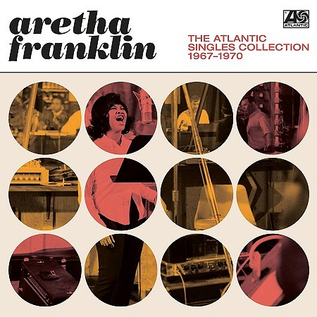 Aretha Franklin – The Atlantic Singles Collection 1967-1970 (2018) mp3 - 320kbps