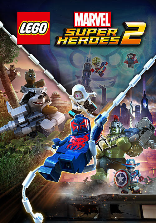 LEGO Marvel Super Heroes 2 [PC] (2014) [Español] [22.8 GB] [Varios Hosts]