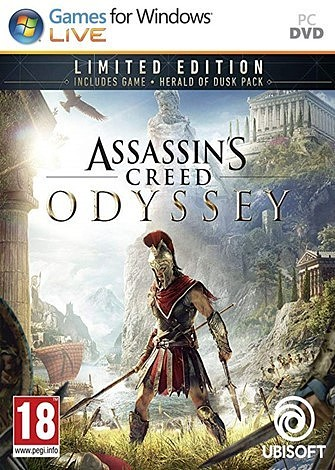 596f0b6feded90df87ad7d5bf98539e6o - Assassins Creed Odyssey [PC] (2018) [Español] [51.9 GB] [VS]