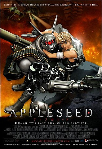 Appleseed: The Beginning [DVD5]