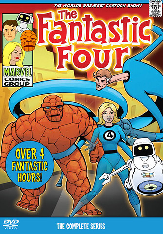 The Fantastic Four [DVD5][Latino]