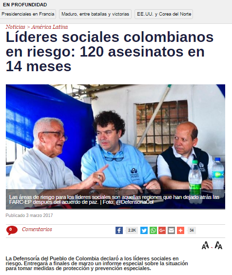 Asesinatos a lideres colombianos 5c972bb5c592d1baec3fc9a1aa289ba9o