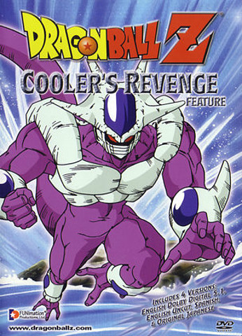 Dragon Ball Z: Cooler's Revenge [DVD5][Latino]