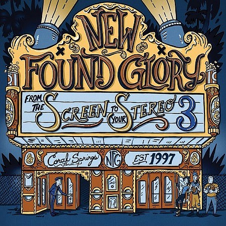 descargar New Found Glory - From the Screen to Your Stereo 3 (2019) mp3 - 320kbps gratis