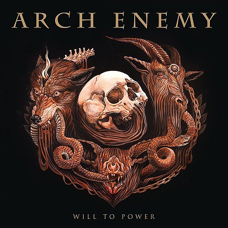 Arch Enemy – Will To Power (2017) mp3 - 320kbps
