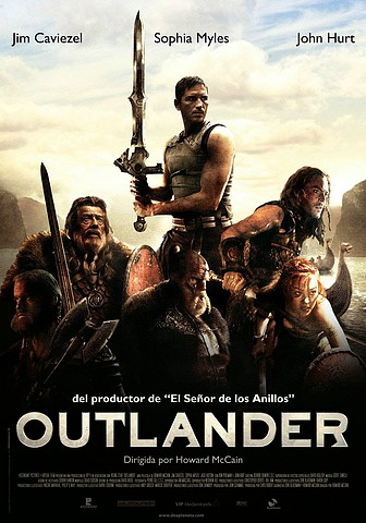 Outlander (La Tierra Media) [Latino][DVD 5]