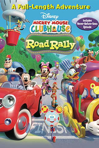 Mickey Mouse Clubhouse: Road Rally [DVD 5][Latino]