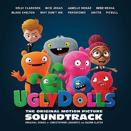 descargar BSO Ugly Dolls (V.A.) (2019) mp3 - 320kbps gratis