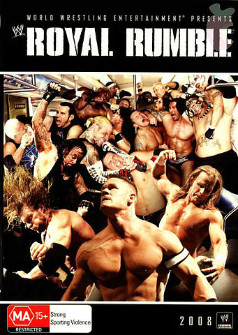 WWE: Royal Rumble 2008 [Latino]