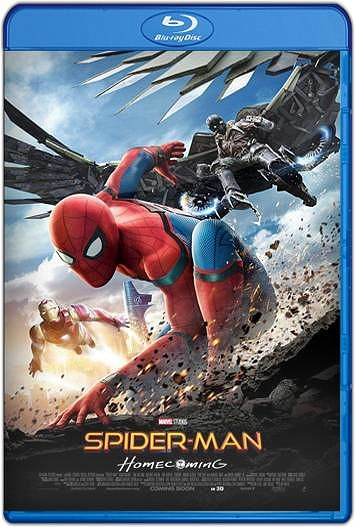Spider-Man: De regreso a casa (2017) HD [1080p y 720p Latino] [Varios Hosts]