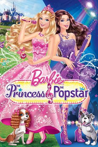 Barbie: The Princess And The Popstar [Latino]