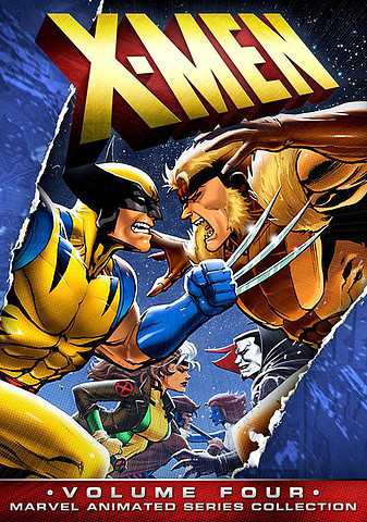 X-MEN: Volume Four [DVD5][Latino]