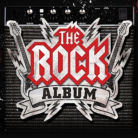 V.A. The Rock Album (2017) mp3 - 320kbps