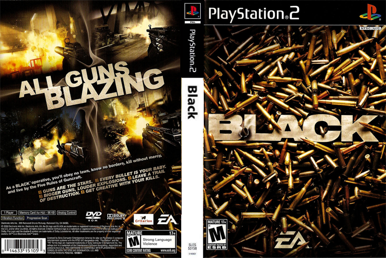 Ps2 Iso black