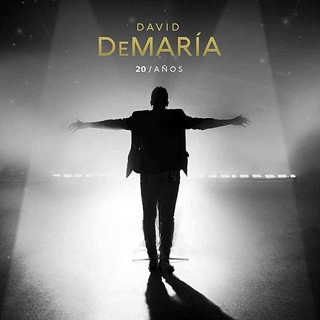 David DeMaria – 20 años (2018) mp3 - 320kbps