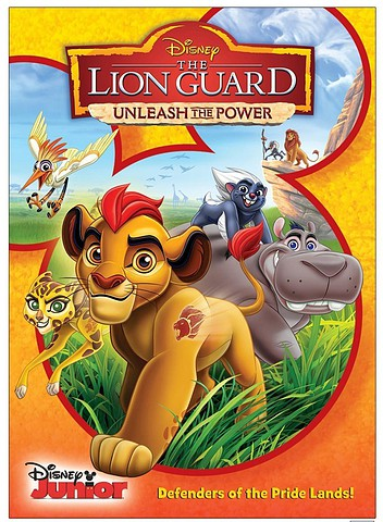 The Lion Guard: Unleash the Power [DVD 5]