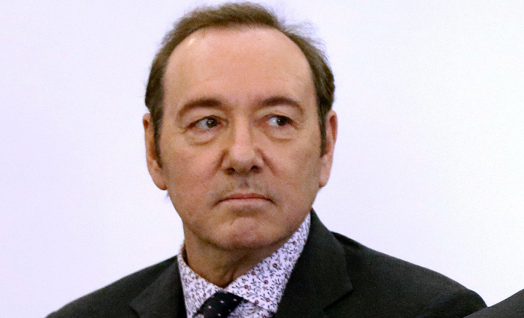 Ritirano le accuse contro Kevin Spacey