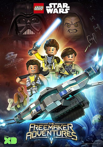 Lego Star Wars: The Freemaker Adventures [Latino][DVD 5]