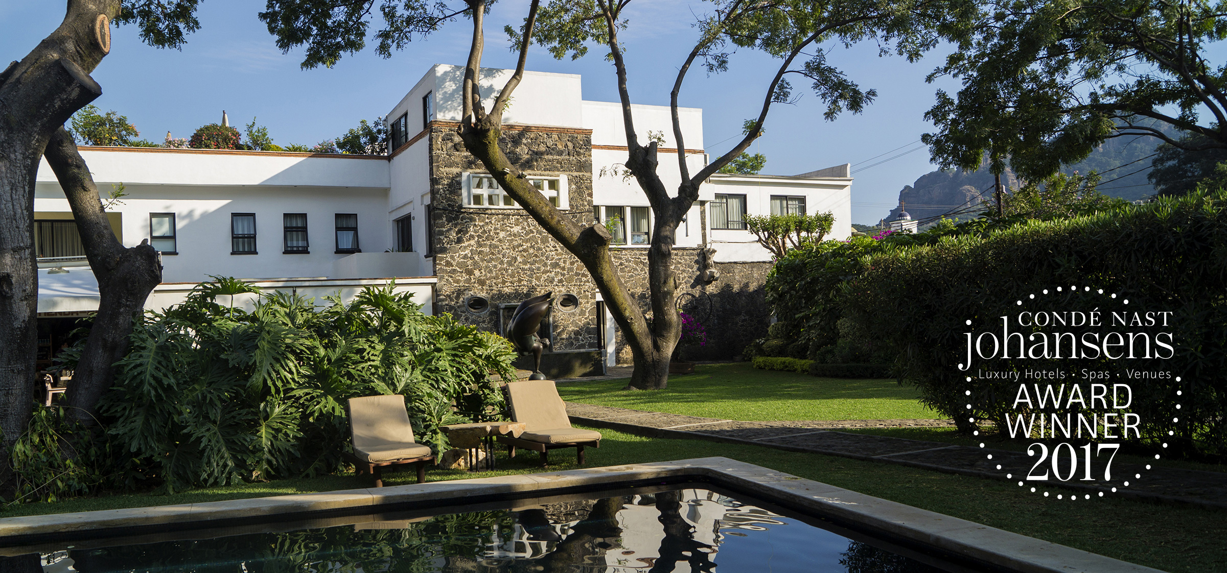 Casa Fernanda wins Award for Excellence 2017