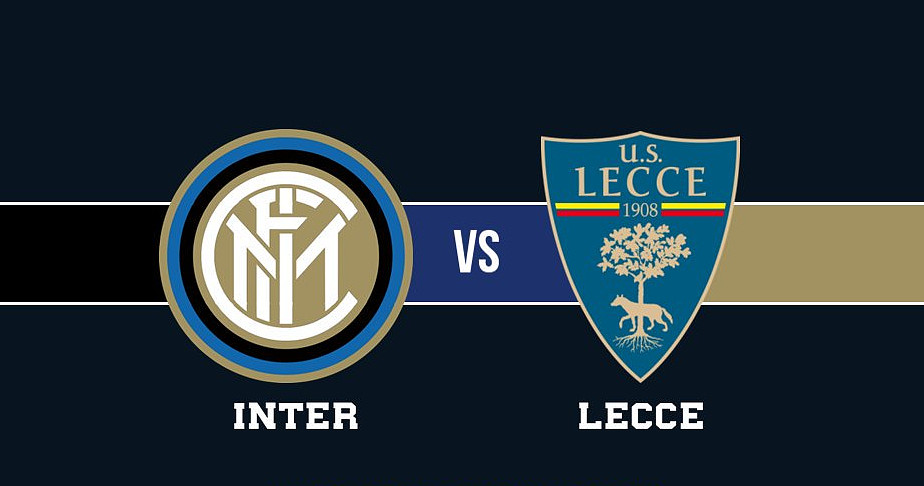 Dove vedere Inter Lecce Streaming Rojadirecta Immagini Gratis Highlights.