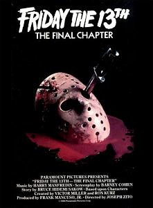 Viernes 13 (Friday the 13th: The Final Chapter)