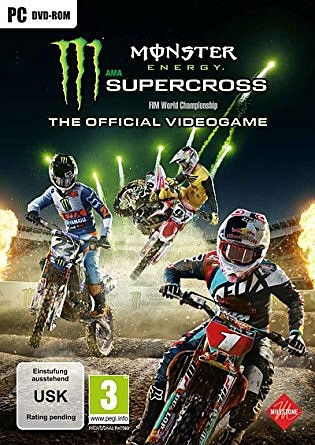 Monster Energy Supercross The Official Videogame [PC] (2018) [Español] [9 GB] [VS]