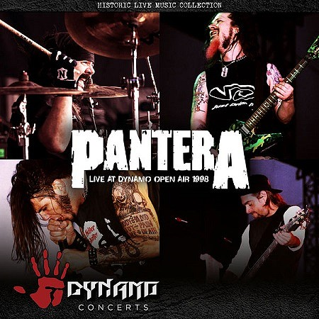 descargar Pantera - Live At Dynamo Open Air 1998 (2018) mp3 - 320kbps gratis