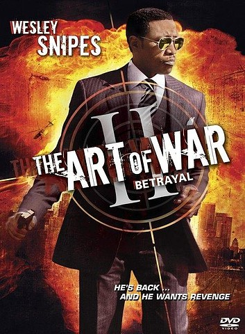 Art Of War: The Betrayal [Latino][DVD 5]