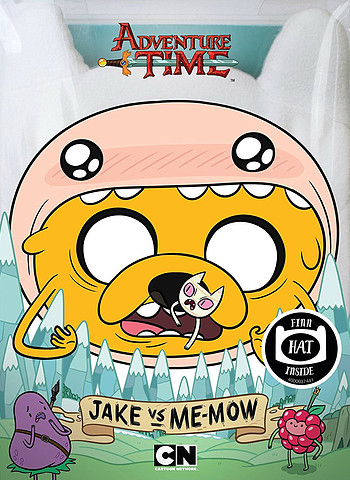 Adventure Time: Jake Vs Me-Mow [Latino]