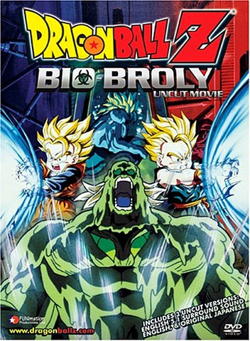Dragon Ball Z – Bio Broly