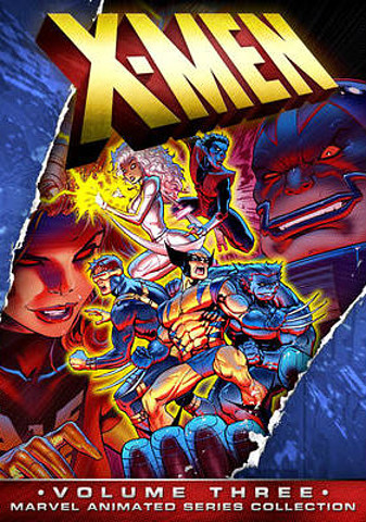 X-MEN: Volume Three [Latino]