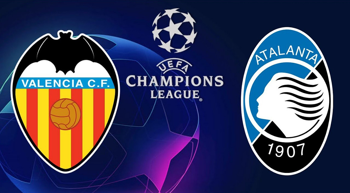 Rojadirecta Valencia Atalanta Streaming Gratis Link Diretta TV.