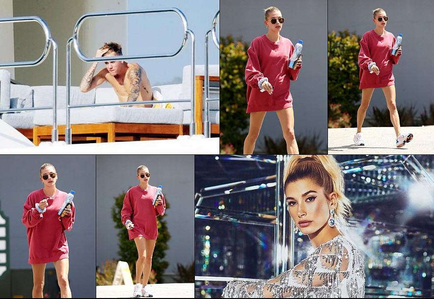Hailey Bieber registra marchio di bellezza.