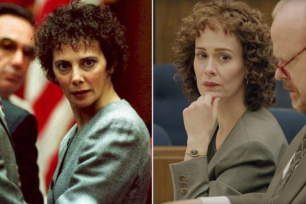 Sarah Paulson en The People vs. OJ Simpson