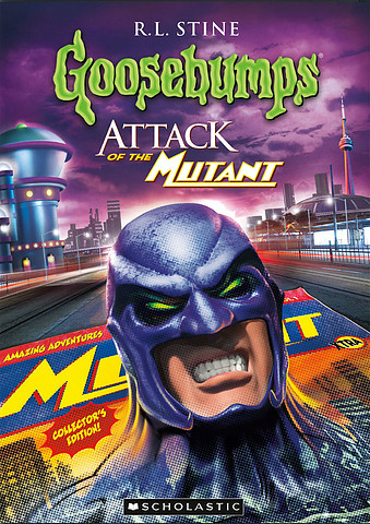 Goosebumps Attack of the Mutant [Latino]