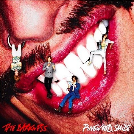 The Darkness – Pinewood smile (2017)