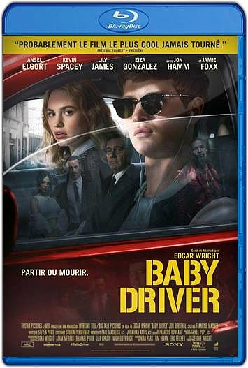 Baby Driver (2017) HD [1080p y 720p Latino] [Varios Hosts]