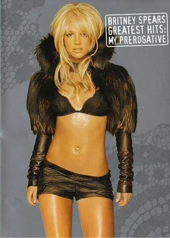 Britney Spears Greatest Hits: My Prerogative [DVD 5]